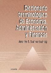 Diccionario terminologico de Economia, Administracion y Finanzas