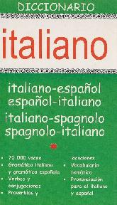 Diccionario Italiano Italiano Español Español Italiano