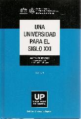 Una Universidad para el Siglo XXI Tomo 1