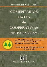 Comentarios a la Ley de Cooperativas del Paraguay