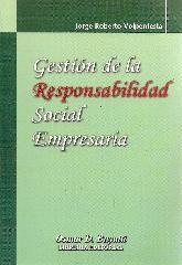 Gestión de la Responsabilidad social Empresaria