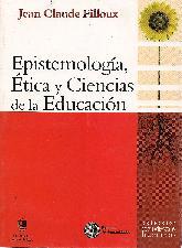 Epistemologia etica y ciencias de la educacion