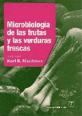 Microbiologia de las frutas y las verduras frescas