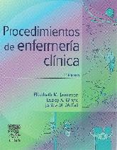 Procedimientos de enfermería clínica