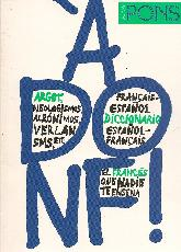 Adonf! Diccionario Español Frances Francais Español