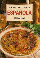 Recetas de la Cocina Española