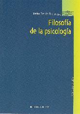 Filosofía de la Psicología