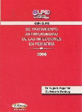 Guia Olpid de tratamiento antimicrobiano de las infecciones en Pediatria 2008