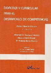 Didactica y curriculum para el desarrollo de competencias