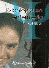 Psicología en enfermería