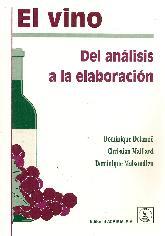 El vino. Del analisis a la elaboracion