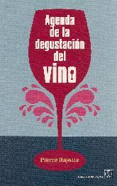 Agenda de la degustación del vino