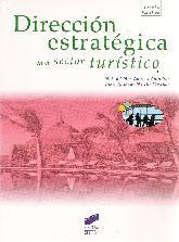 Dirección estratégica en el sector turístico