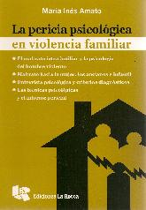 La pericia psicologica en violencia familiar