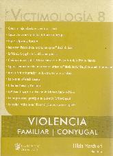 Victimologia 8 Violencia Familiar/Conyugal