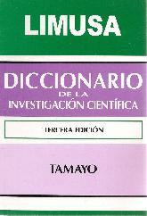 Diccionario de la Investigación Científica