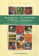 Elaboración y conservación de Frutas y Hortalizas