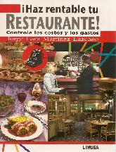 ¡Haz rentable tu Restaurante!