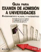 Guía para Examen de Admisión a Universidades