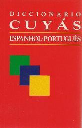 Diccionario Cuyas Espanhol.Portugues