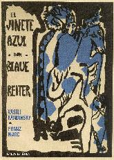 El jinete azul