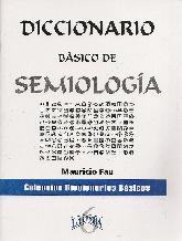 Diccionario básico de Semiología
