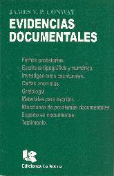 Evidencias documentales
