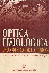 Optica fisiologica psicofisica de la vision