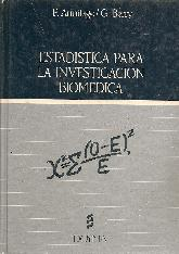 Estadistica para la investigacion biomedica
