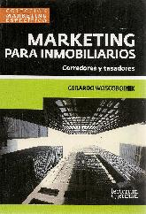 Marketing para inmobiliarios