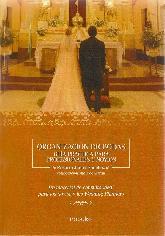 Organización de bodas, guía práctica para profesionales y novios