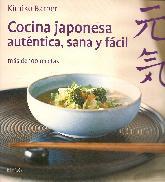 Cocina japonesa auténtica, sana y fácil