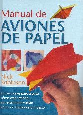 Manual de aviones de papel