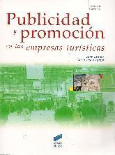 Publicidad y promoción en las empresas turísticas