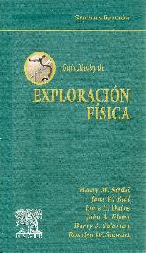 Guía Mosby de exploración Física