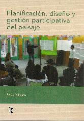 Planificación, diseño y gestión participativa del paisaje
