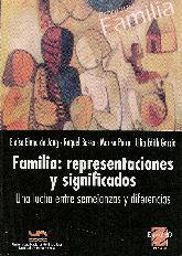 Familia: representaciones y significados