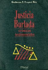 Justicia Burlada
