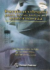 Farmacología para licenciados en Enfermería