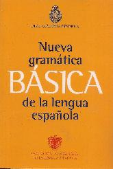 Nueva gramática Básica de la lengua española RAE