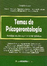 Temas de Psicogerontologia