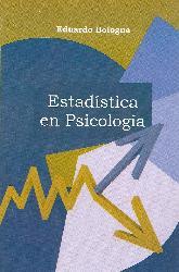 Estadística en psicología