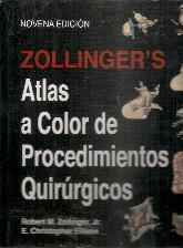 Atlas a Color de Procedimientos Quirúrgicos