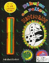 Dibujos en relieve Dinosaurios