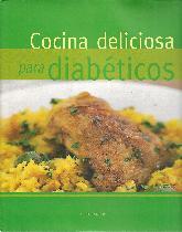 Cocina Deliciosa para Diabéticos