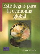 Estrategias para la economia global