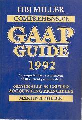 GAAP Guide 1992