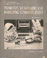 Promotion management and marketing communications