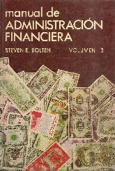 Manual de Administracion Financiera 4 Tomos
