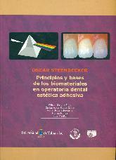 Principios y bases de los biomateriales en operatoria dental estetica adhesiva